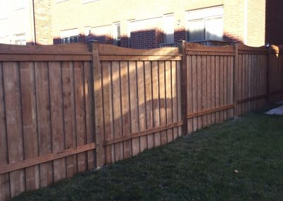 Fence Contractors In Brampton