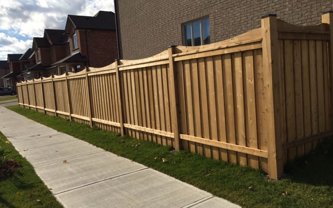 Four Types of Fence Designs For Your Yard