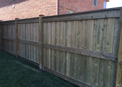 fence repair Vaughan