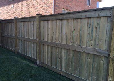 fence repair Vaughan
