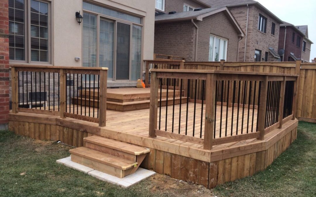 Revitalize Your Deck This Summer