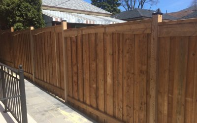 Everything You Need To Know About Staining Vs. Painting Wooden Fences