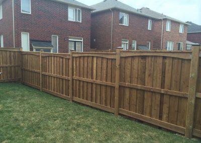 fence repair Milton