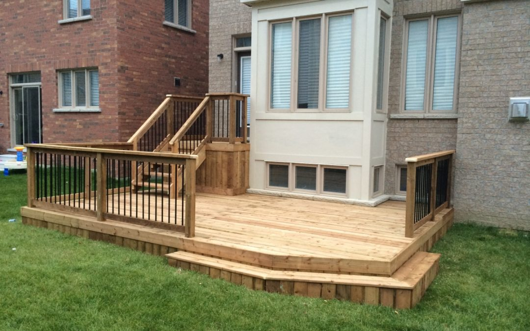 Reasons to Hire a Professional Deck Builder