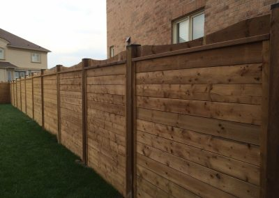 fence repair Mississauga