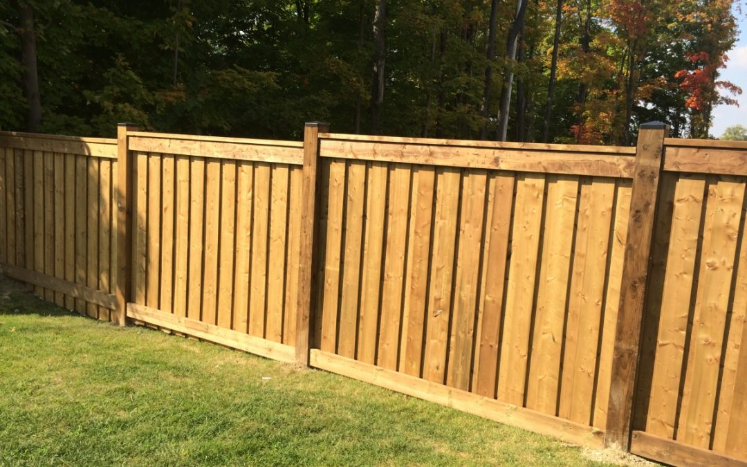 Fence Companies In Vaughan