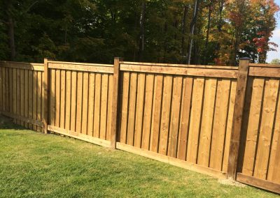 fence repair Milton