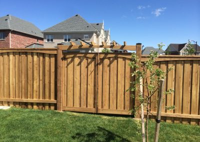 fencing contractors in vaughan