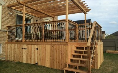 Covered Deck Options