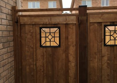 fence installation Brampton