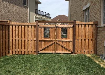 fence installation Milton